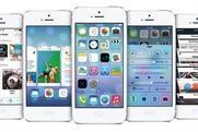iPhone: in-home media is growing as fast as OOH