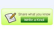Knol: Google's Wikipedia rival