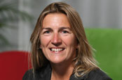 Rebecca Miskin, general manager of iVillage UK