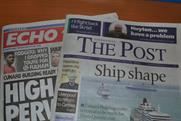 Liverpool Post: to become a Post-branded business section of the Liverpool Echo