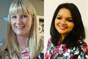 Charlotte Putnam (l) and Sonia Sudhakar: The Guardian's latest appointments