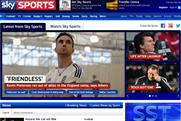 Sky Sports: its live sport channels are to be offered by TalkTalk on a pay-per-day basis