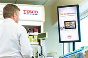 Amscreen lands five year national Tesco contract