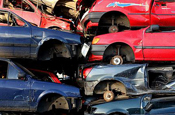 Scrappage: the scheme gives drivers who trade in old cars £2000 toward a new vehicle