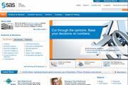 SAS: offering new media analytics tool