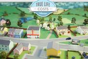 VW ' true life costs' by Tribal DDB / DDB UK: January's Creative Showcase winner