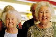 Over 50s: online presence grows