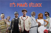Pimm's: at the centre of legal row