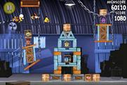 Angry Birds Rio: flies to the top of the BR app chart