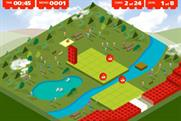 Santander: launches re-brand game