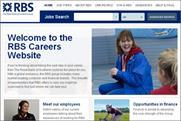 RBS: Publicis creates careers site