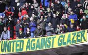 Manchester United: fans oppose Glazer ownership