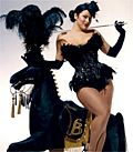 Immodesty Blaize: Beattie backing burlesque