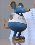 Esure: Mister Mouse to front ads