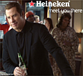 Heineken: global pitch down to two shops