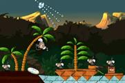 Angry Birds Rio: tops the BR app chart