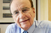 Murdoch: urges publishers to stop giving away journalism