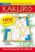 Total Kakuro: next year's big craze?