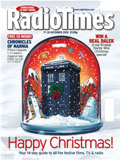 Doctor Who: Christmas cover for Radio Times