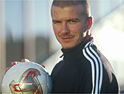 Beckham: helps makes Real Madrid top football brand