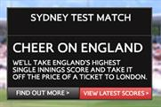 BA: targets cricket fans with Ashes ad by Ogilvy