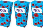 Cadbury's Roses: redesign by FutureBrand