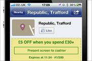 Facebook Deals: Republic joins the social discount service