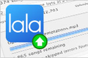 LaLa: Apple's US-based music streaming service