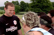 Wayne Rooney: to star in Sky 1 reality show
