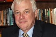 Lord Patten: chairman of the BBC Trust