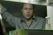 Heineken ad: starring Brad Pitt