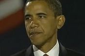 Obama: victory welcomed on streets of London