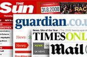 Newspaper websites: Guardian retakes the top spot