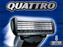 Quattro: online link with T3