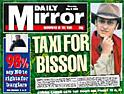 Daily Mirror: circulation still falling