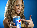 Beyonce: stars in Pepsi ads