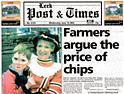 Leek Post & Times: part of DMGT deal