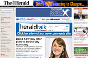 The Herald: Newsquest site