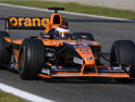 Arrows: Orange to pull out of sponsorship