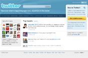 Twitter: unveils revamped homepage