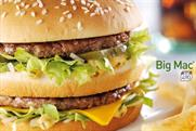 McDonald's: will be displaying calorie information on its menus