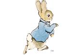 Peter Rabbit: headed for TV stardom