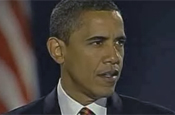 Obama: YouGov predicted his 52% election winning vote