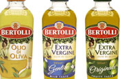 Bertolli: advertising created by McCann Erickson New York