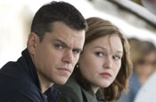 'The Bourne Ultimatum': clues have been embedded in the site