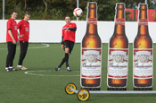 Budweiser: pitch perfect