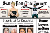 Seattle Post-Intelligencer: owned by the Hearst Corporation