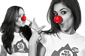 Red Nose Day: banner space sought