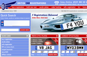 British Car Registrations: appoints Bigmouthmedia