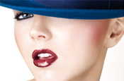 Rimmel: Lily Cole airbrushed ad for Stay Glossy